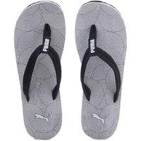 Puma Men's Grey Slippers