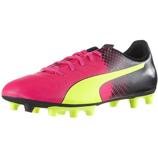 Puma evoSPEED 5.5 FG Mens Multi Color Running Shoes