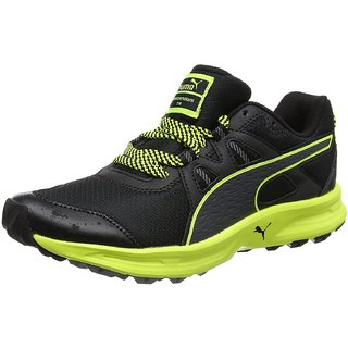 Puma Descendant TR Mens Black Running Shoes