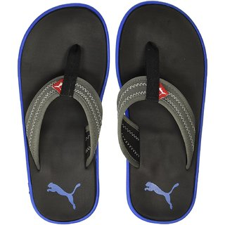 c1439cda5ce9 Buy Puma Cult DP Men s Black Slippers Online - Get 29% Off