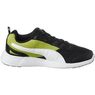 5f7e9e4fd22 Buy Puma Fettle Mesh Men s Grey Running Shoes Online   ₹2999 from ...