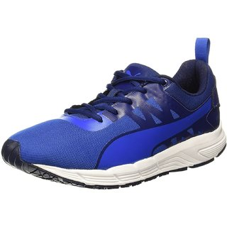 Puma Puma Valor Mens Blue Running Shoes