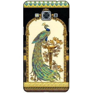 Printland Back Cover For Samsung Galaxy J3 Pro