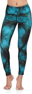 Swee Athletica Activewear Bottoms for Women - Turquoise Color