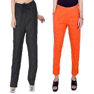 N2Creations Regular Fit Women Cotton Combo Pants