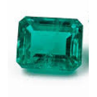 6.75 carat 100 dulex quality emerald (panna) by lab certified