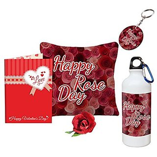 Buy Sky Trends Valentine Gift For Girlfriend Printed Sipper Bottle