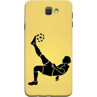 FUSON Designer Back Case Cover for Samsung On7 (2016) New Edition For 2017 :: Samsung Galaxy On 5 (2017) (Uefa Champions League Starball Player Fifa )
