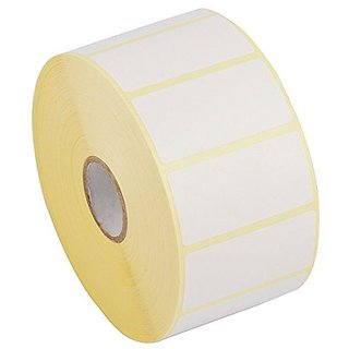 Eco Classic 2105T Mid Gloss/55gsm Coated TT 52mmX25mm 2000 barcode Labels