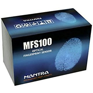 Mantra MFS100 (Biometric Fingerprint Scanner)