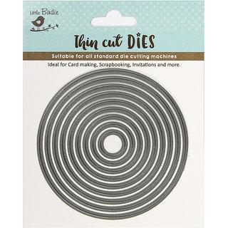 Thin Cut Dies - Round