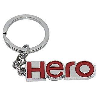 Metal Hero Logo Keychain for bike  other