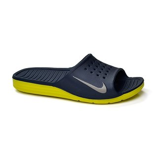 nIke solar shoft Men's Slippers