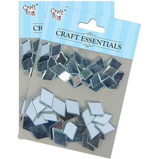 Cut Mirror Layer Pack - Diamond