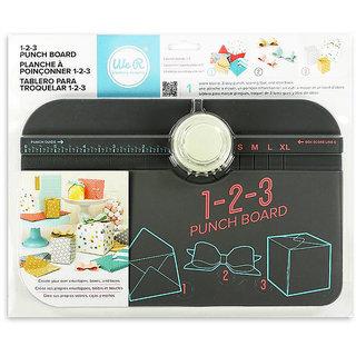 123 Punch Board-1Pc