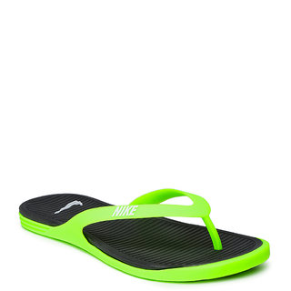 856a12e9953 Buy NIKE MATIRA THONG Men s Slippers Online   ₹1395 from ShopClues