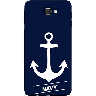 FUSON Designer Back Case Cover for Samsung On7 (2016) New Edition For 2017 :: Samsung Galaxy On 5 (2017) (Sea Ocean Nevy Soldiers Fighter Plains Ultrasonic )