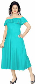 HSFS WOMAN'S COTTON DRESS