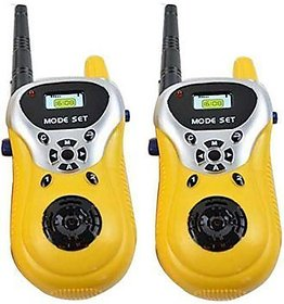 Walkie Talkie Toy for Kids, Multi Color