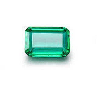 100 A1 quality emerald (panna) 7.75 carat by lab certified