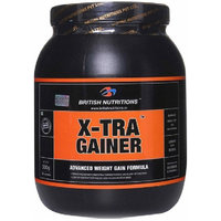 British Nutrition Xtra Gainer 10Lb
