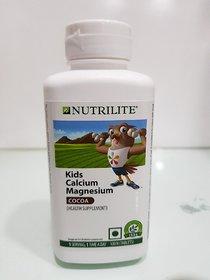 Amway nutrilite kids calcium magnesium cocoa