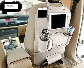 SHOPEE BRANDED 3D Car Auto Seat Back Multi Pocket Storage Bag Organizer Holder Hanger Accessory