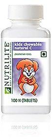 Amway Nutrilite Kids Chewable Natural C (100 N tablets)