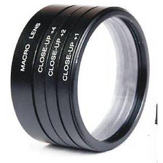 58mm close up lens filter kit +1 +2 +4 +10 macro for CANON EOS 1000D 1100D 5D 7D 60D 600D 550D 500D 18-55MM