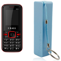 IKall K14(1.8Inch,Dual Sim, 1000mAh Battery) Combo With
