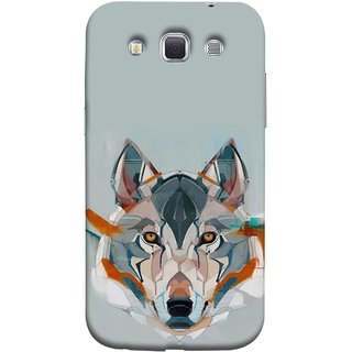 FUSON Designer Back Case Cover for Samsung Galaxy Win I8550 :: Samsung Galaxy Grand Quattro :: Samsung Galaxy Win Duos I8552 (Multicolour Dogs Perfect Look King Bird Night Tree)
