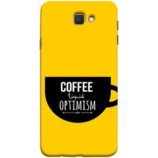 FUSON Designer Back Case Cover for Samsung Galaxy On Nxt (2016) (Lost Bumblebee Right Coffee Fuel Buy Gourmet Coffee)