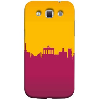 FUSON Designer Back Case Cover for Samsung Galaxy Win I8550 :: Samsung Galaxy Grand Quattro :: Samsung Galaxy Win Duos I8552 (Astounding Skyscrapers Of Remarkable Architectural)