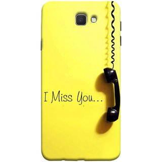 FUSON Designer Back Case Cover for Samsung Galaxy On Nxt (2016) (Always I Love You Red Hearts Couples Together Valentine)