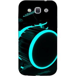 FUSON Designer Back Case Cover for Samsung Galaxy Win I8550 :: Samsung Galaxy Grand Quattro :: Samsung Galaxy Win Duos I8552 (Lighted Drums Led Light Up Drum Set Drum Lights )