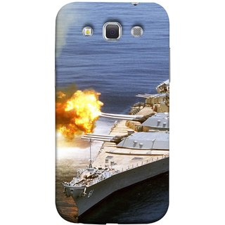 FUSON Designer Back Case Cover for Samsung Galaxy Win I8550 :: Samsung Galaxy Grand Quattro :: Samsung Galaxy Win Duos I8552 (Ocean Missile Destroyers Ins Delhi Modern Warships)