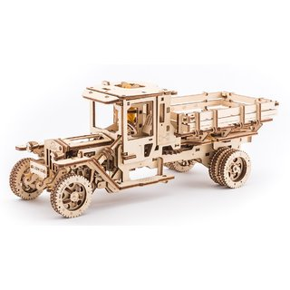 Ugears Truck UGM-11 3D Mechanical Puzzle