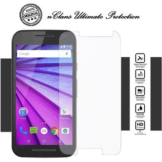nClans - Moto X Style premium Tempered glass