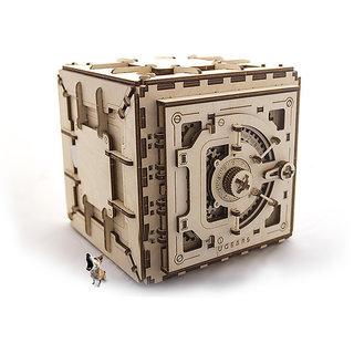 Ugears Safe 3D Mechanical Puzzle