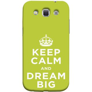 FUSON Designer Back Case Cover for Samsung Galaxy Win I8550 :: Samsung Galaxy Grand Quattro :: Samsung Galaxy Win Duos I8552 (Beautiful Crown Always Stay Silent And Dream Big To Achieve)