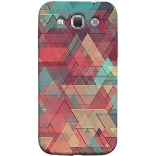 FUSON Designer Back Case Cover for Samsung Galaxy Win I8550 :: Samsung Galaxy Grand Quattro :: Samsung Galaxy Win Duos I8552 (Hexagonal Shape Abstract Pattern Geometric Shapes )