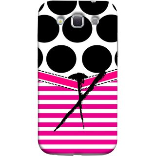 FUSON Designer Back Case Cover for Samsung Galaxy Win I8550 :: Samsung Galaxy Grand Quattro :: Samsung Galaxy Win Duos I8552 (Beautiful Cute Nice Couples Pink Design Paper Girly)