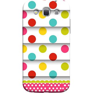 FUSON Designer Back Case Cover for Samsung Galaxy Win I8550 :: Samsung Galaxy Grand Quattro :: Samsung Galaxy Win Duos I8552 (Loopable Background With Nice Glowing Spectrum)
