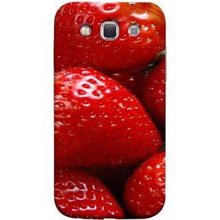 FUSON Designer Back Case Cover for Samsung Galaxy Win I8550 :: Samsung Galaxy Grand Quattro :: Samsung Galaxy Win Duos I8552 (Best Fresh Strawberry Ice Cream Homemade Recipes)
