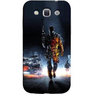 FUSON Designer Back Case Cover for Samsung Galaxy Win I8550 :: Samsung Galaxy Grand Quattro :: Samsung Galaxy Win Duos I8552 (Army War Secret Missions Country Saver Fighter )