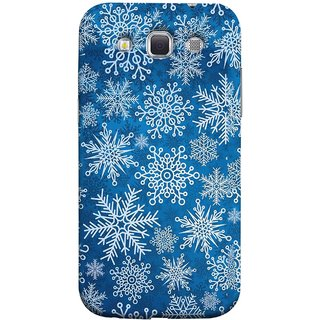 FUSON Designer Back Case Cover for Samsung Galaxy Win I8550 :: Samsung Galaxy Grand Quattro :: Samsung Galaxy Win Duos I8552 (Different Size Winter Snow Enjoying Pattern World)