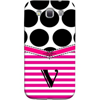 FUSON Designer Back Case Cover for Samsung Galaxy Win I8550 :: Samsung Galaxy Grand Quattro :: Samsung Galaxy Win Duos I8552 (Beautiful Cute Nice Couples Pink Design Paper Girly V)