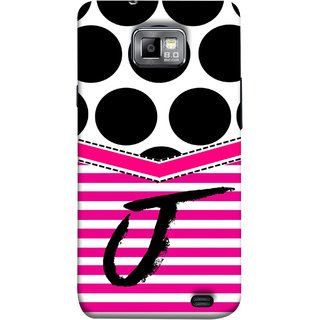 FUSON Designer Back Case Cover for Samsung Galaxy S2 I9100 :: Samsung I9100 Galaxy S Ii (Beautiful Cute Nice Couples Pink Design Paper Girly J)