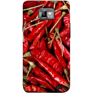 FUSON Designer Back Case Cover for Samsung Galaxy S2 I9100 :: Samsung I9100 Galaxy S Ii (India Business Hot Sauces Farm Fresh Pickles Kitchen)