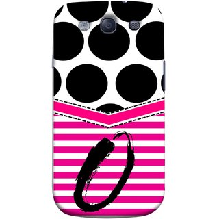 FUSON Designer Back Case Cover for Samsung Galaxy S3 Neo I9300I :: Samsung I9300I Galaxy S3 Neo :: Samsung Galaxy S Iii Neo+ I9300I :: Samsung Galaxy S3 Neo Plus (Beautiful Cute Nice Couples Pink Design Paper Girly O)